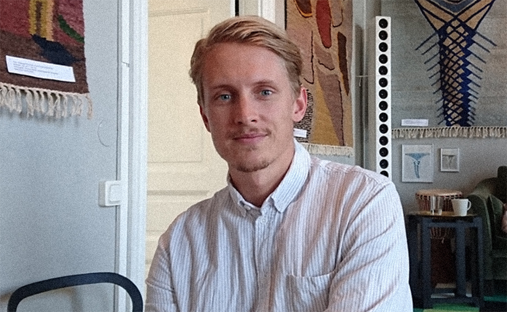 Welcome Robert Pettersson
