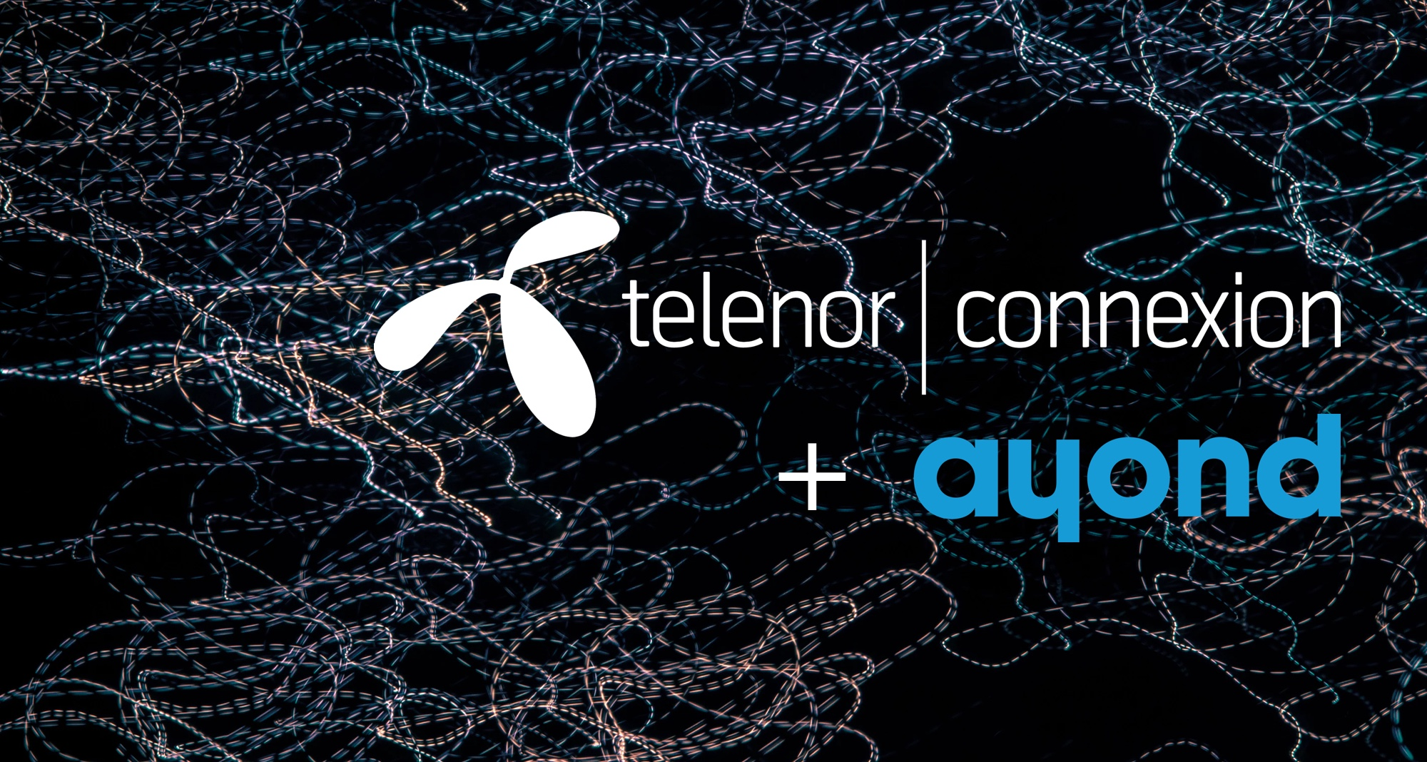 ayond signs partnership with Telenor