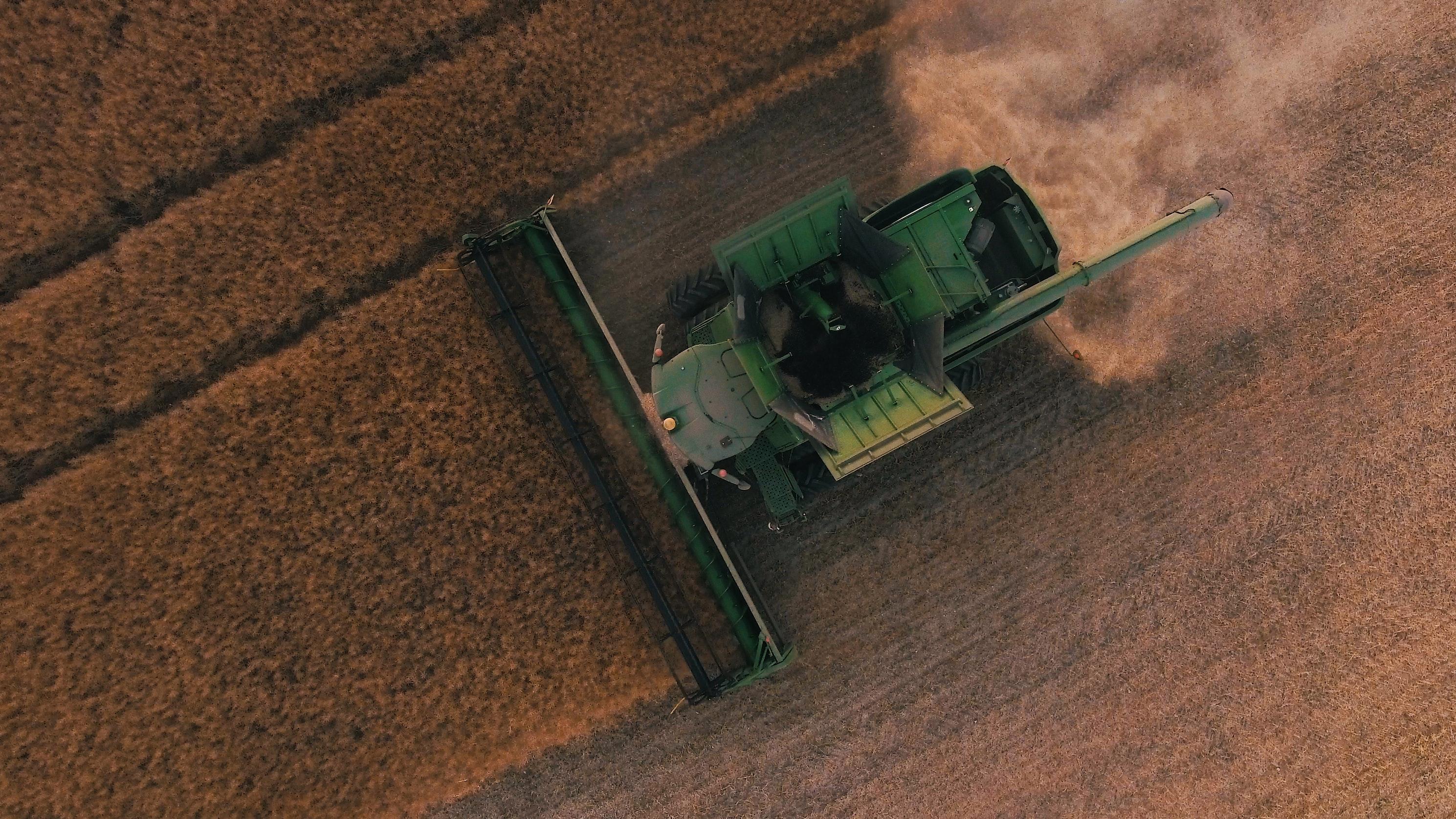 Hjälp bönder sälja sin Biometangas!