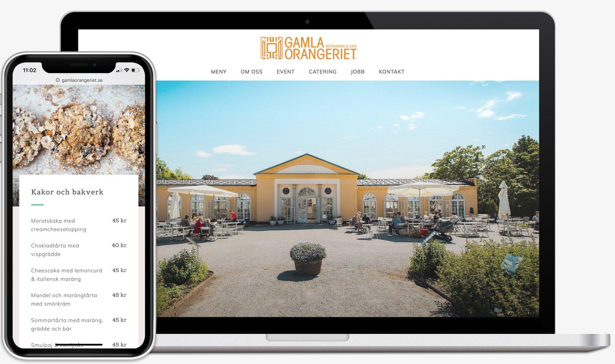 Gamla Orangeriet product image