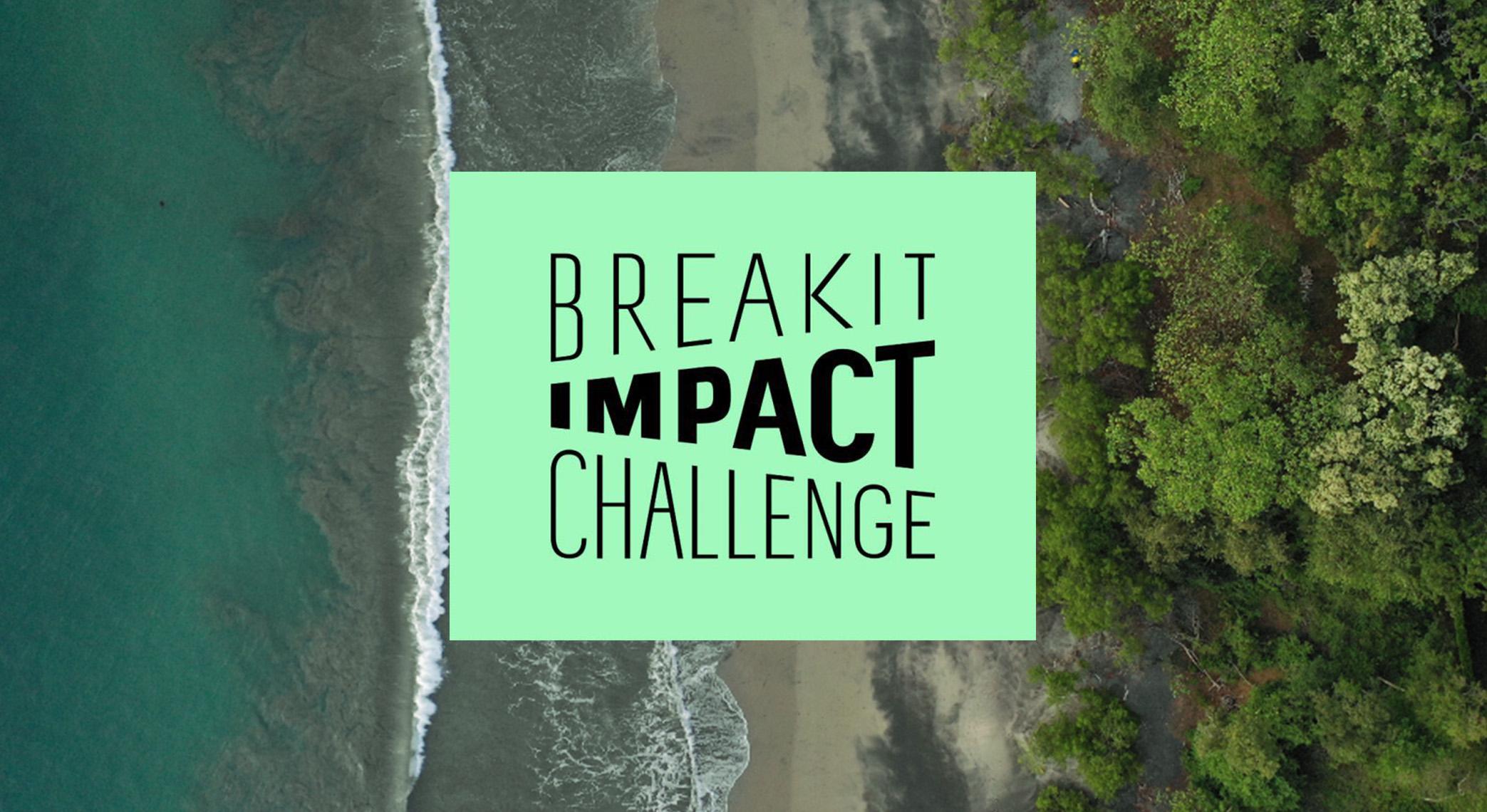 Spring deltar i Breakit Impact Challenge