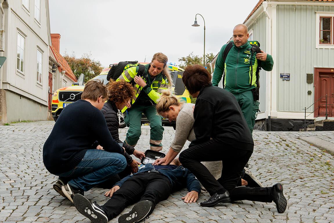 Livräddande innovation rullas ut i Danmark