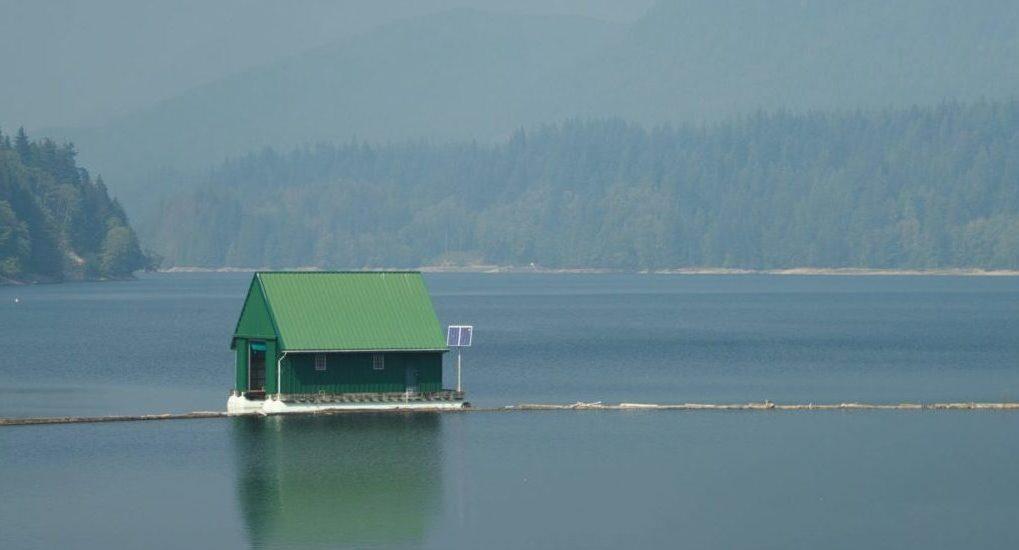 Hållbara hem - Spring växlar upp i projektet Stronghouse