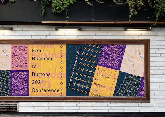 Summering från UX och Service Design-konferensen From Business To Buttons