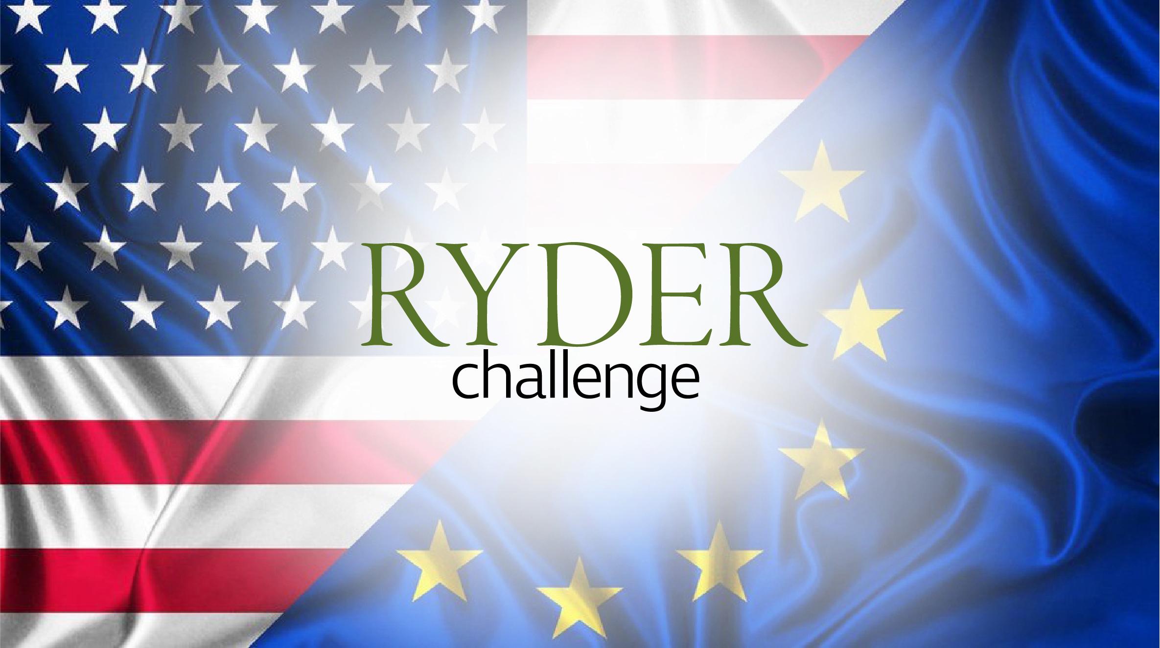 Tävla och vinn signerad flagga med alla golfproffs som deltar i Ryder Cup 2021